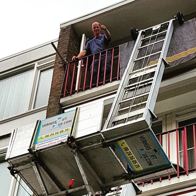 blije klant in Eindhoven